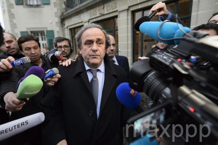 TAS : suspension maintenue pour Michel Platini