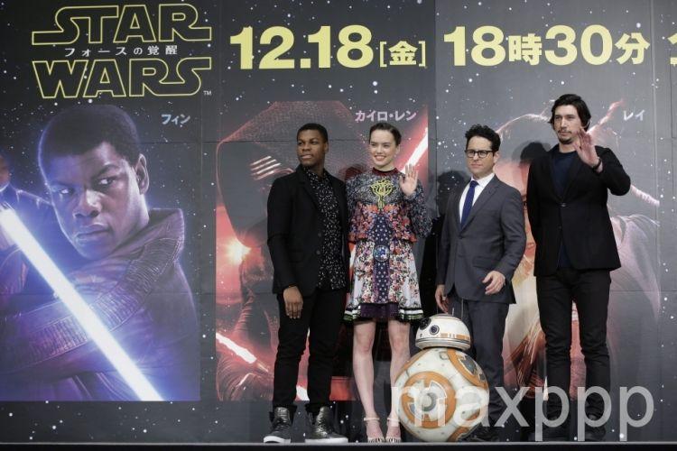 Star Wars 7 : Le réveil de La Force sortie prévue le 16 décembre
