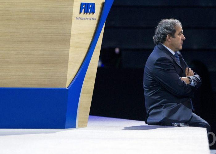 FIFA : Michel Platini et Sepp Blatter suspendus 8 ans