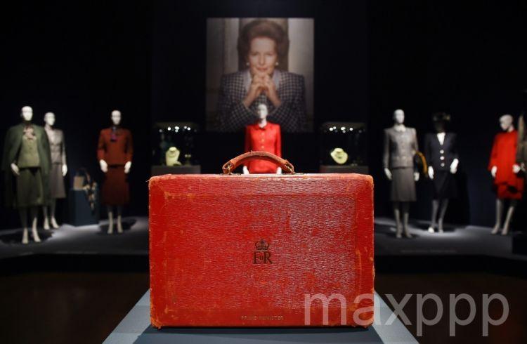 350 biens de Margaret Thatcher en vente chez Christie's