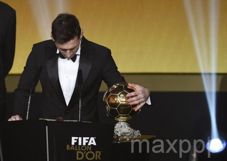 Lionel Messi Ballon d'Or : et de 5 !