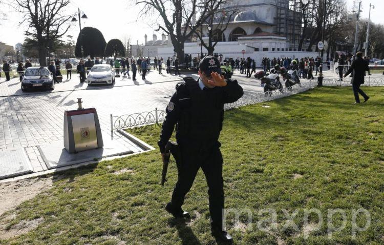 Attentat suicide à Istanbul : 10 morts