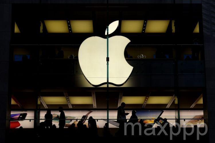 APPLE Ventes d'Iphone prévues en baisse, la bourse s'affole