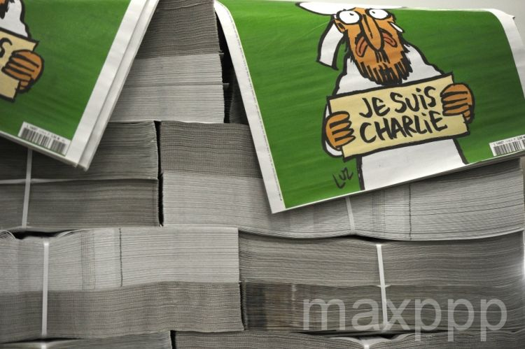 Charlie Hebdo : 1 an après le journal, sort un numéro spécial le 6 janvier