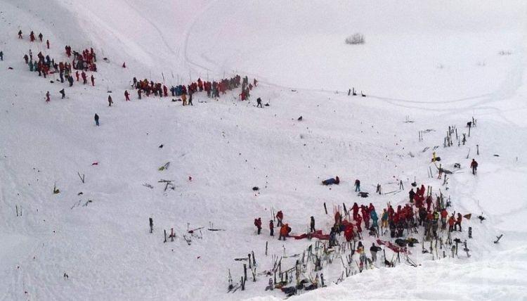 3 morts aux Deux-Alpes : avalanche sur une classe de ski