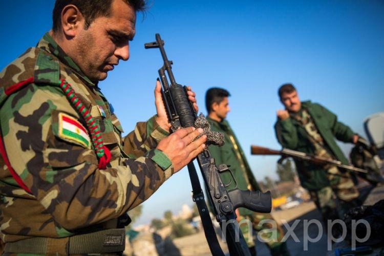 Daech : des soldats expatriés français s'engagent en Irak