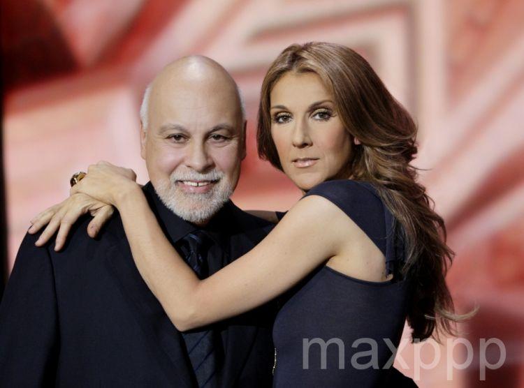 René Angelil, le mari de Céline Dion est mort des suites d'un cancer